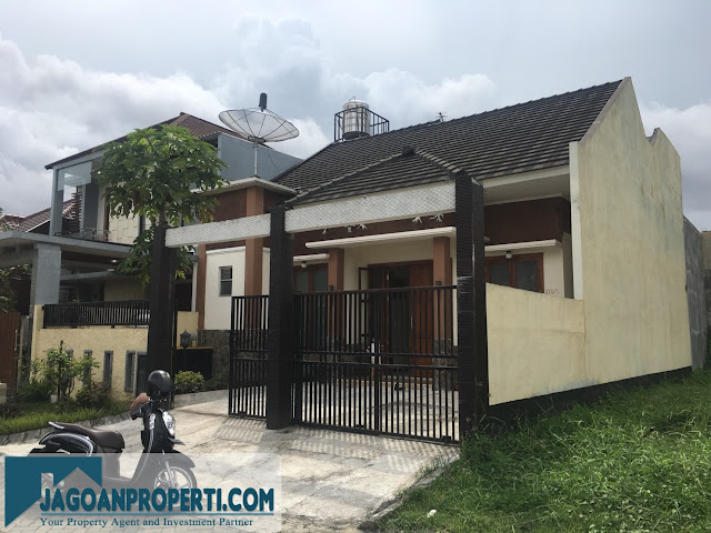 Rumah dijual murah BU Malang Kota