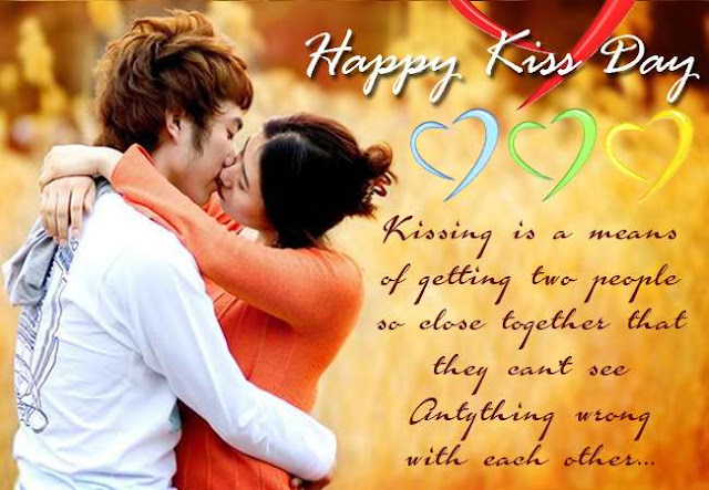 Happy Kiss Day Shayari for Girlfriend 2018