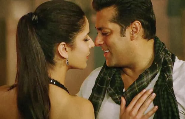 Salman Khan And Katrina Kaif In Ek Tha Tiger: Katrina Kaif & Salman Khan Wallpaper Download