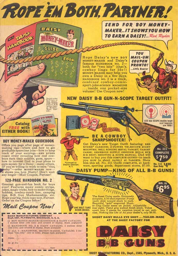 Read online Detective Comics (1937) comic -  Issue #160 - 52