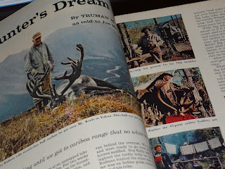 Outdoor Life Magazine, August; 1957
