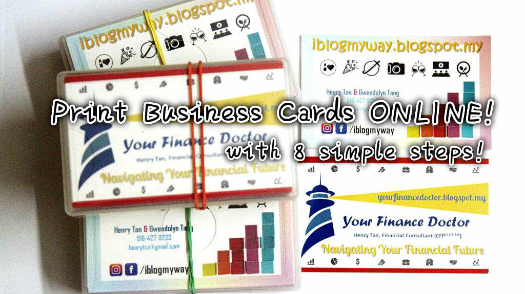 Print business cards online at gogoprint i blog my way print business card online at gogoprint colourmoves