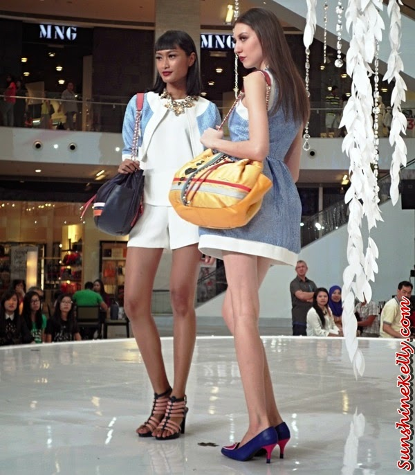 Carlo Rino Spring Summer 2014 Collection, Carlo Rino Spring Summer 2014, Carlo Rino, Handbag, Shoes, Pavilion Pitstop Fashion Show, Pavilion Pitstop, Fashion Show, Fashion Trend