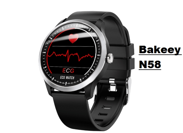 Bakeey N58: New ECG SmartWatch Like Apple Watch 4