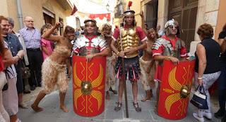 Feria Romana de Traiguera Thiar Julia.