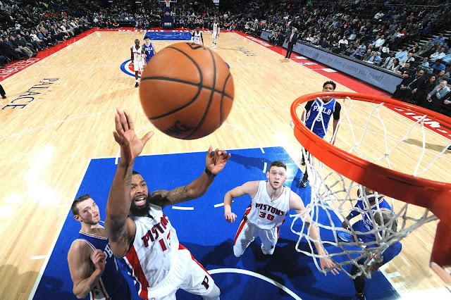 Marcus Morris contre les Sixers   PistonsFR, actualité des Detroit Pistons en France