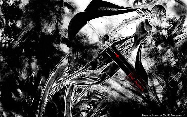 Hình ảnh Anime lạnh lùng - Ảnh đẹp lạnh lùng các Anime