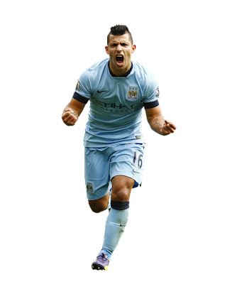 Sergio Aguero - Manchester City v4