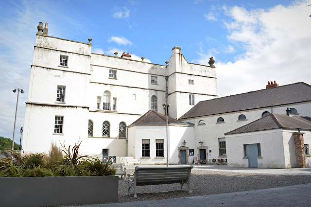 Uma tarde no castelo de Rathfarnham