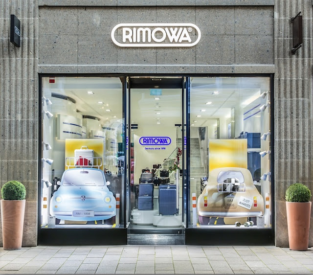 Loja RIMOWA em Berlim