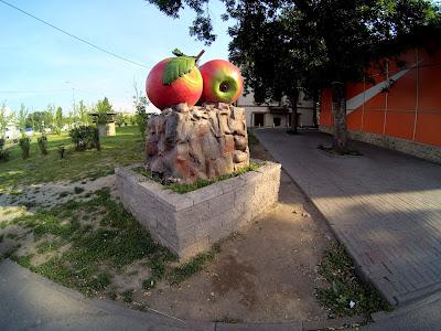 Ałmaty jabłka