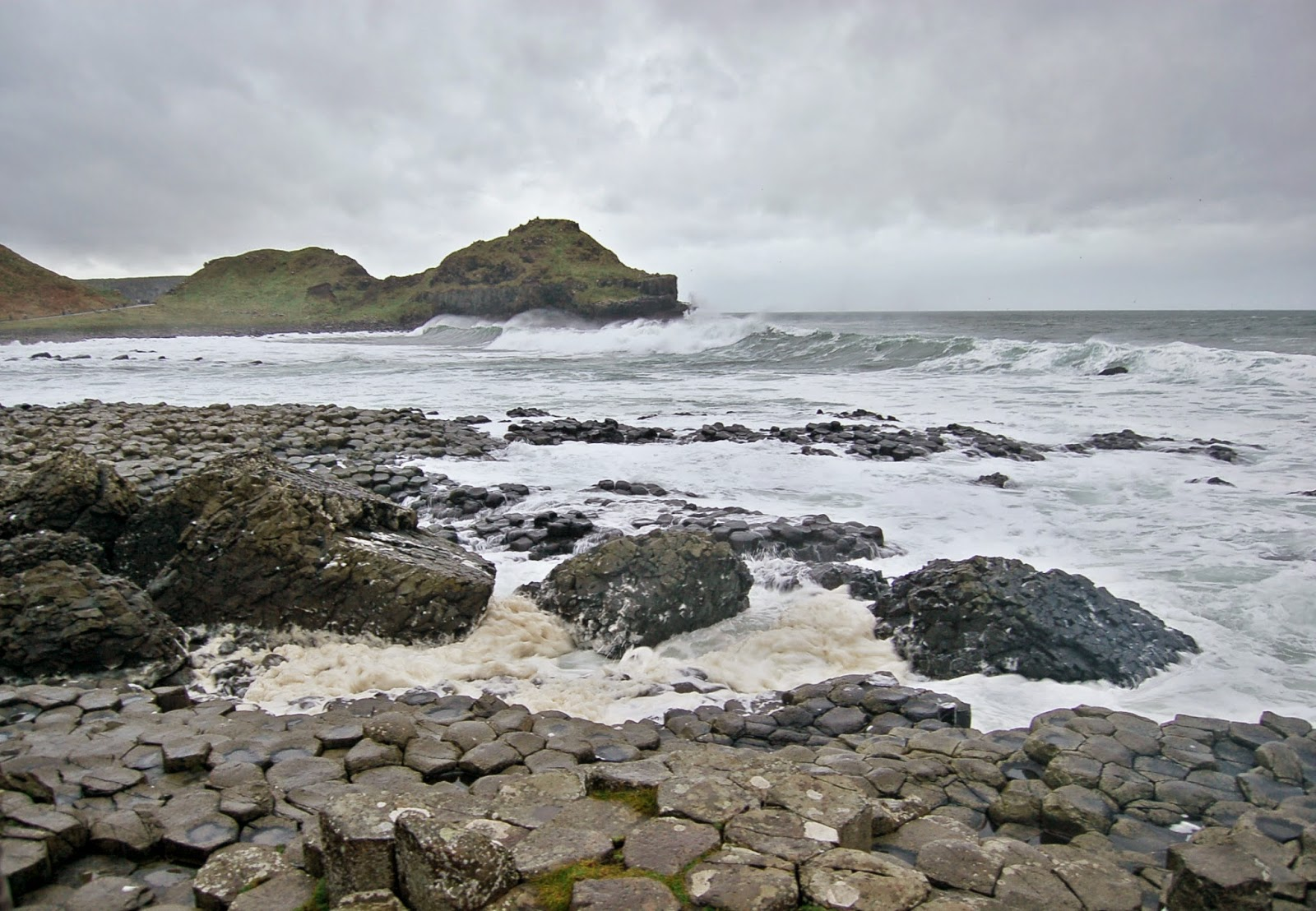 giants causeway irlanda do norte