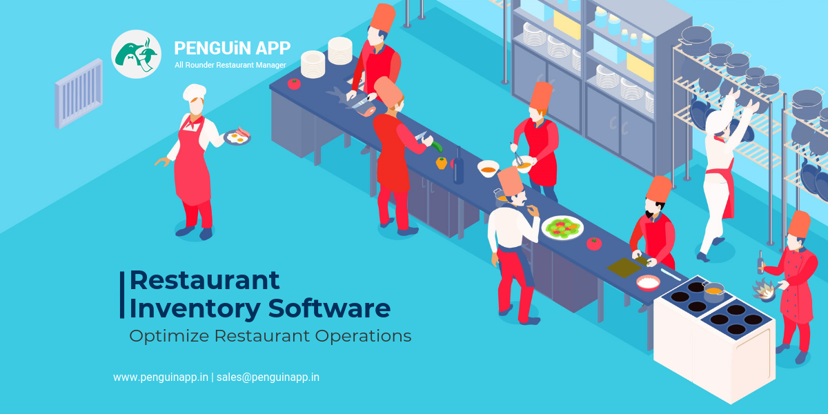How Restaurant Inventory Software Can Help Optimize Restaurant Operations