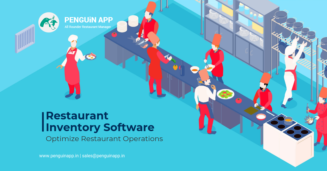 How Restaurant Inventory Software Can Help Optimize