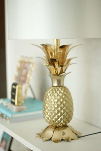 Stacy  Charlie on my radar pineapple decor