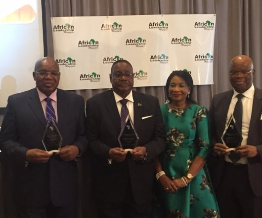 """Governor Ambode wins """"Best Performing Governor"""" in New York"""