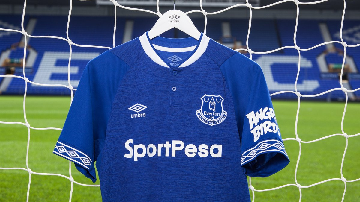 more photos 03f26 9aac9 Everton Extends Umbro Kit Deal - Footy Headlines