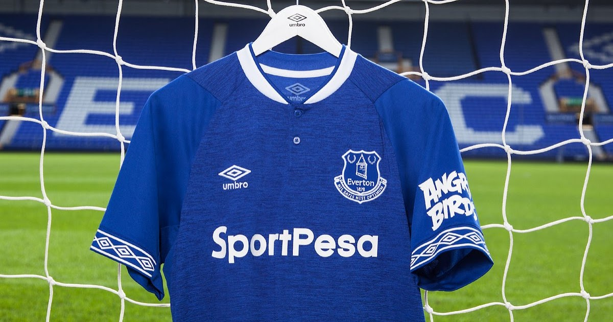Everton Extends Umbro Kit Deal - Footy Headlines