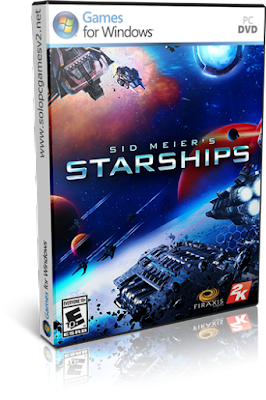 Sid Meier's Starships (2015) Español PC full