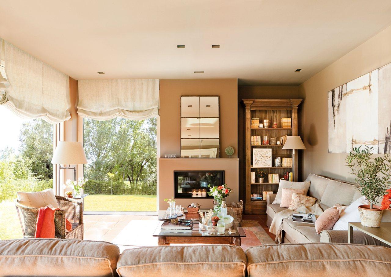 gallery of decoracin colores interiores de revista with revista decoracion interiores