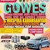 Gowes Kemanusiaan Berhadiah Mobil; Penjualan Tiket untuk Bedah Rumah