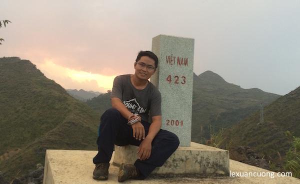 Cột Mốc 423, gần với cột cờ Lũng Cú & cực Bắc Việt Nam