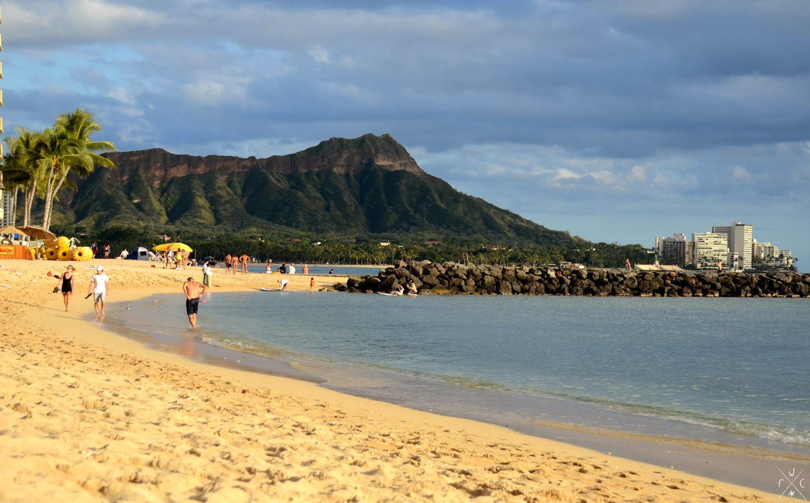 Diamond Head, Honolulu, Hawaii