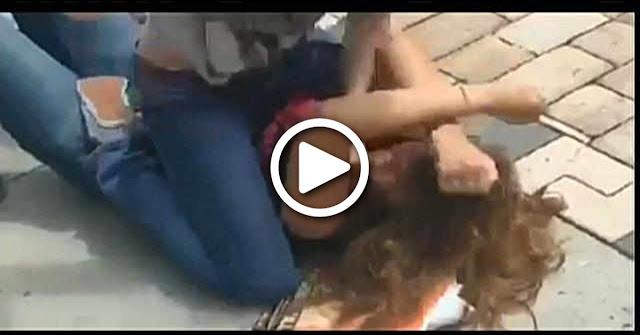Girl Fighting