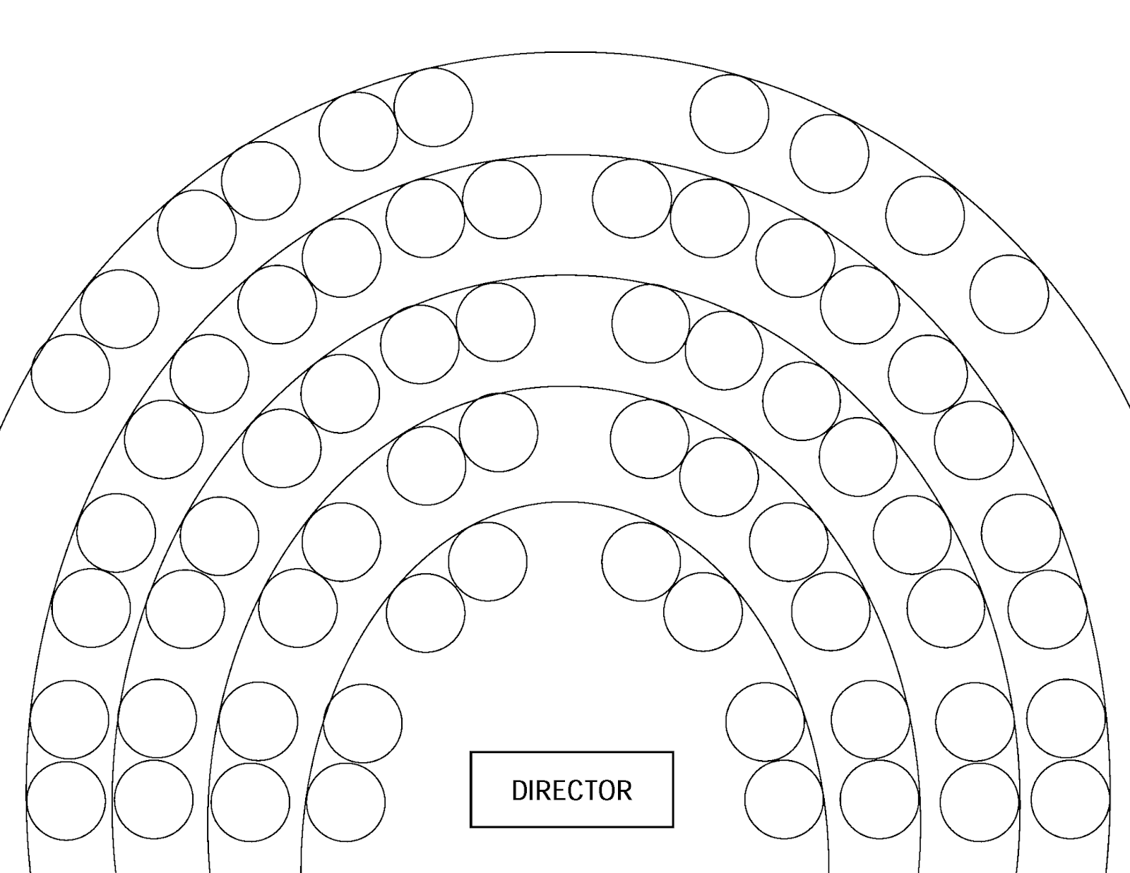 Orchestra Seating Chart Worksheet