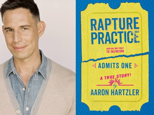 Aaron Hartzler, author of Rapture Practice