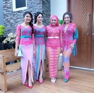 Gambar model rok batik untuk orang gemuk