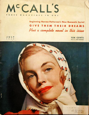 mccalls magazine 1938