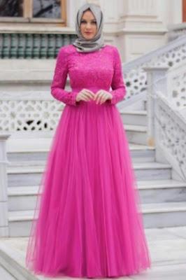 Model Busana Muslim Terbaru Tahun 2017