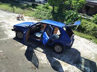 Jual Mobil Bekas Harga Dibawah 15 Juta... Daihatsu Charade 80