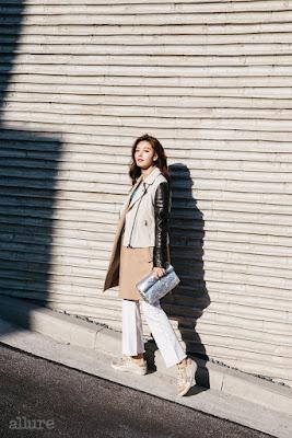 Jaekyung Rainbow Allure March 2016