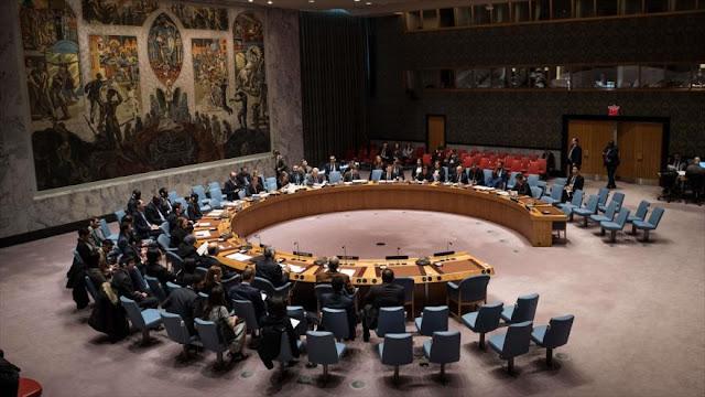 Cuatro países amenazan con impulsar resolución antisraelí en CSNU