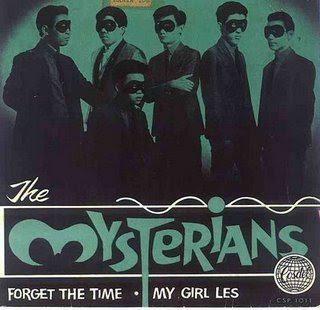THE MYSTERIANS: a special band from the 60s