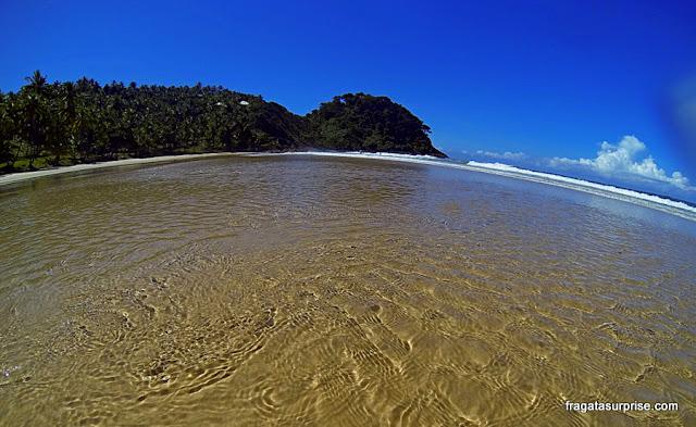Praia de São José, Itcaré