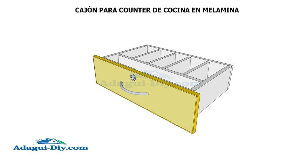 Diagrama e im genes planos con medidas de mueble auxiliar for M s mobiliario auxiliar para tu cocina s l