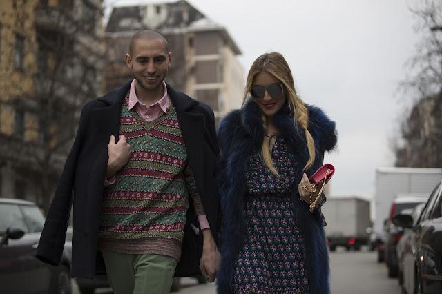 settimana della moda italia fashion blogger