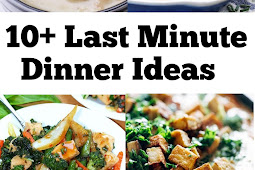 Last Minute Dinner Ideas #lastminute #dinnerideas #lastminutedinnerideas #dinner #chickenrecipes #italianfood