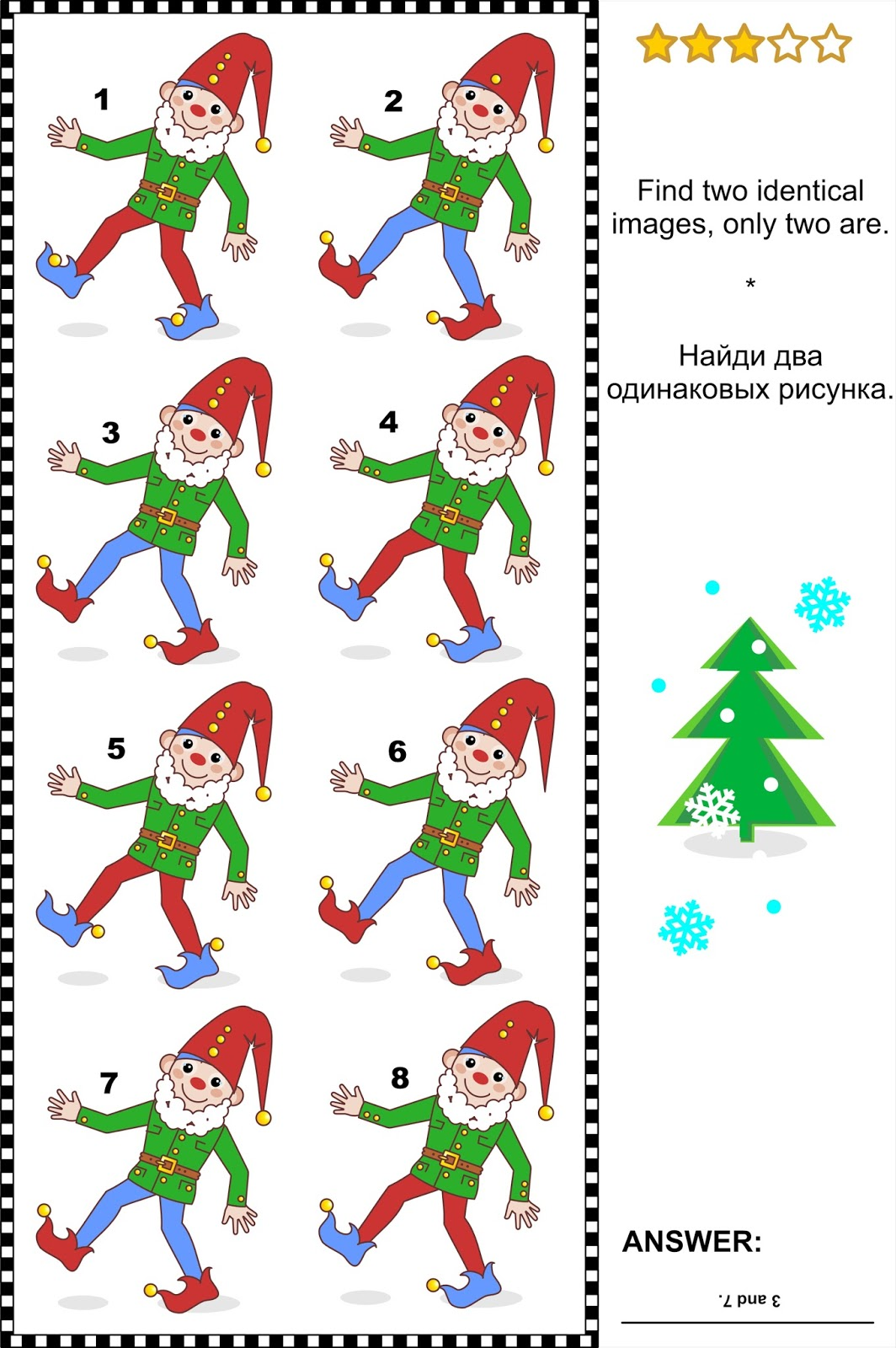 Right Click On Each Picture To To Enlarge Then Print And