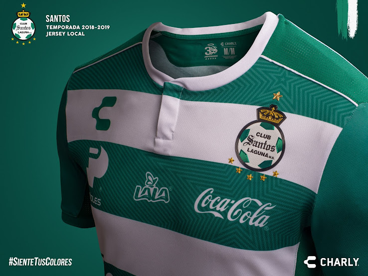 f0496bb557f Santos Laguna 18-19 Kits Revealed - Footy Headlines