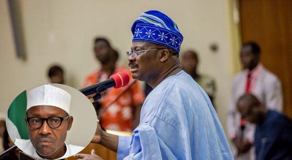 Nigeria is lucky to have President Buhari - Ajimobi