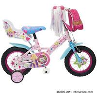Sepeda Anak Wimcycle Baribie MY2012 12 Inci