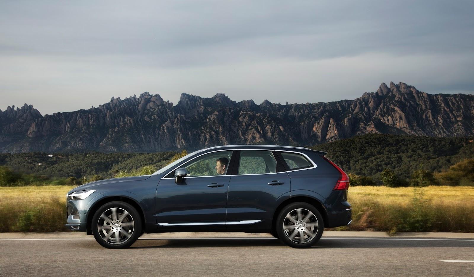 10 VolvoXC60 T6 Είναι αυτό το ασφαλέστερο αυτοκίνητο ever; Volvo, Volvo XC60, zblog