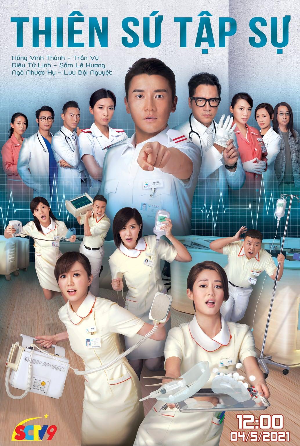 Thiên Sứ Tập Sự - SCTV9 (2021)