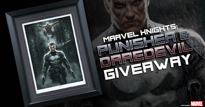 punisher daredevil contest