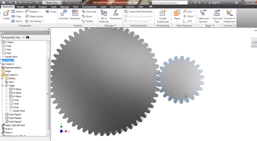 How to create a 3d gear to do animation in scams autodesk inventor microsoft office tutorialautodesk inventor fusion autodesk inventor download autodesk inventor tutorial autodesk inventor free download ccuart Image collections