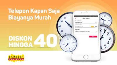 Paket Nelpon Indosat Paling Murah Bulanan, Mingguan dan Harian Terbaru 2018